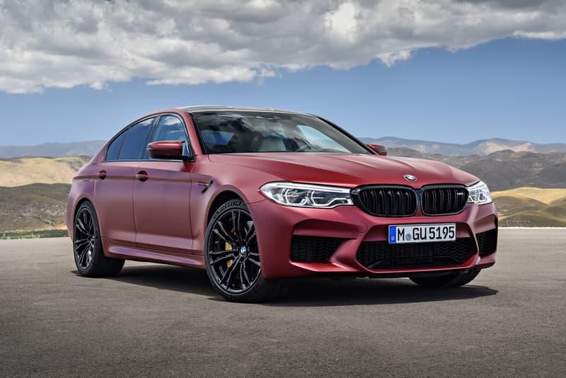 BMW M5 Configurator