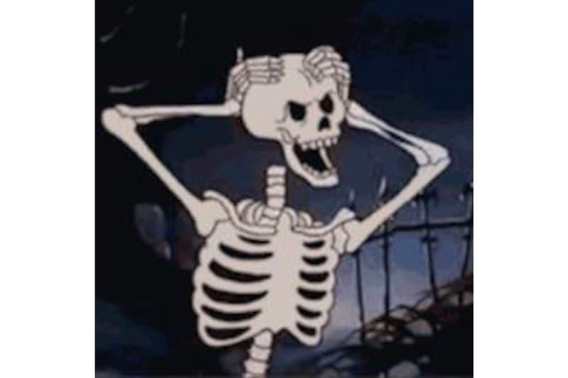 Bones Oh No Single Fleece Blizzed Out TeamSESH