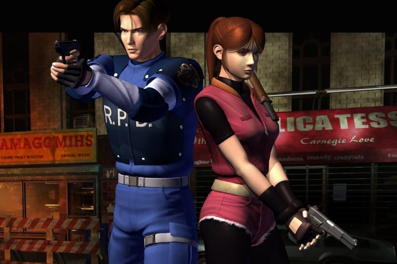 Capcom hints Resident Evil 2 Remake 20th Anniversary
