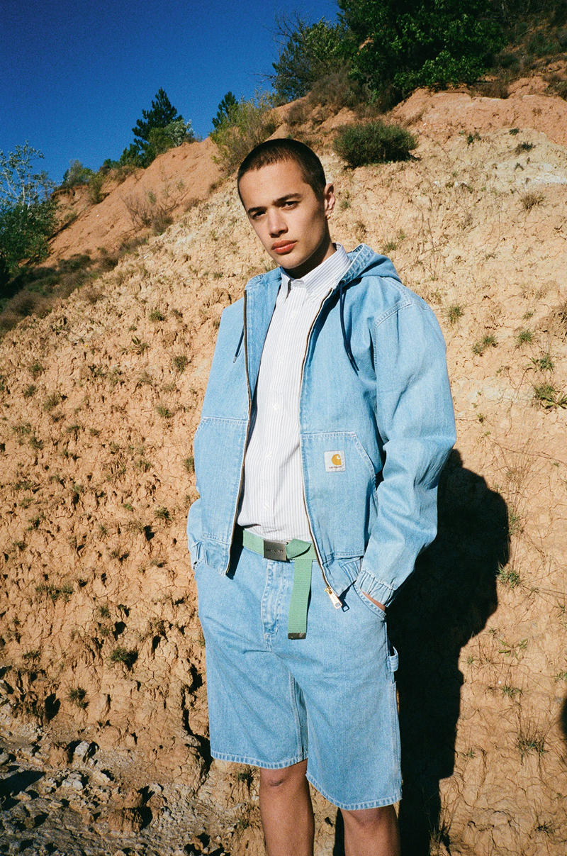 Carhartt WIP Spring Summer 2018 Collection Lookbook