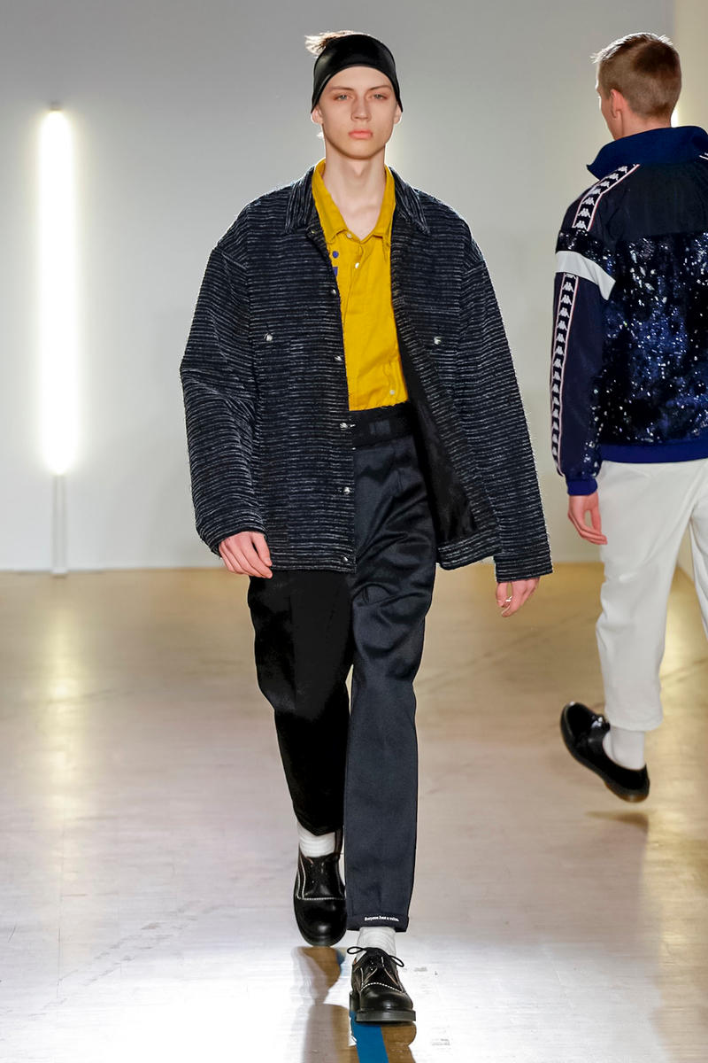 Christian Dada 2018 Fall/Winter Collection pairs fashion week men's