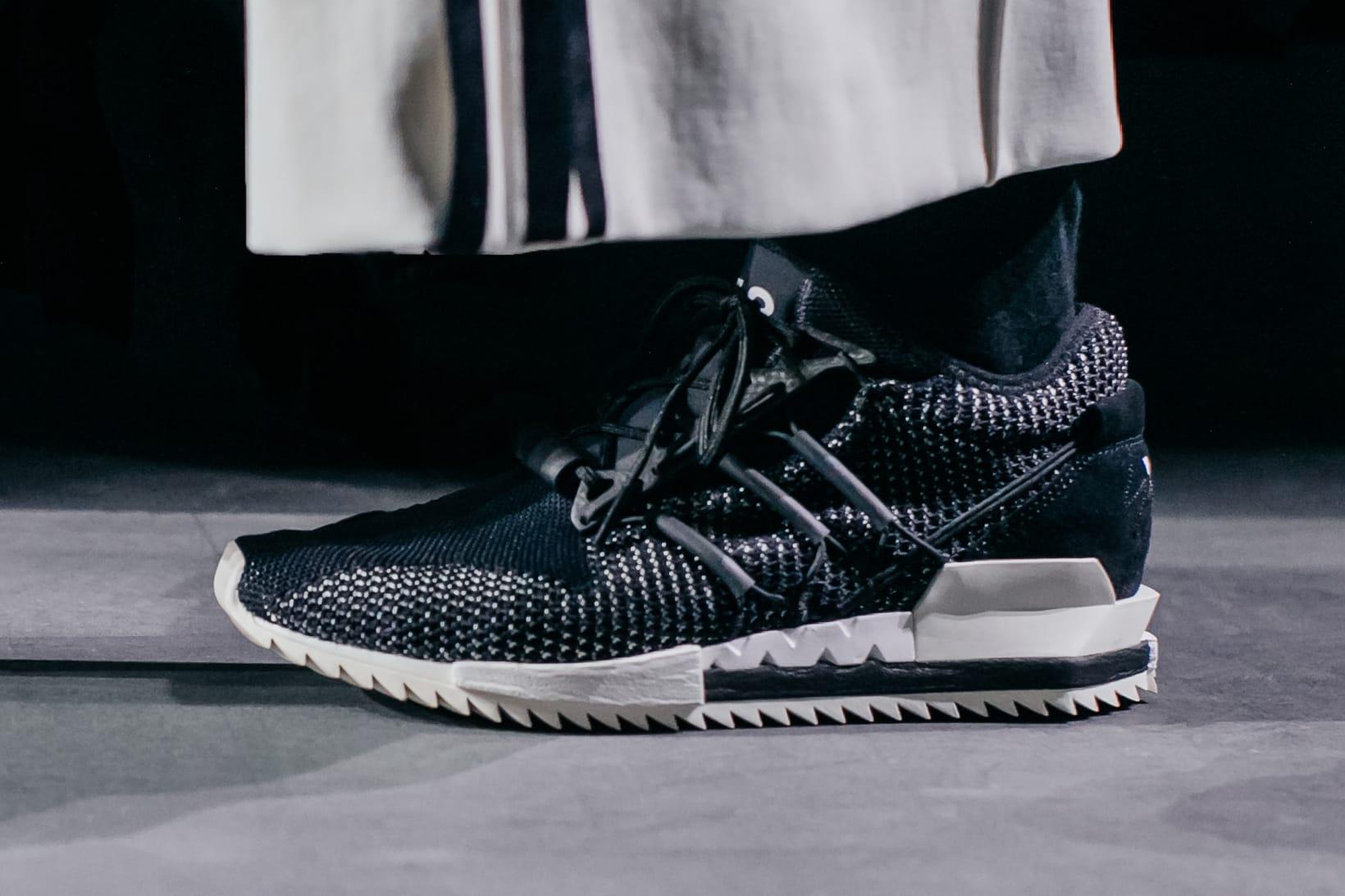 adidas Y-3 2018 Fall/Winter Footwear