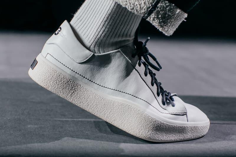 21224852394a Y-3 adidas Yohji Yamamoto 2018 Fall Winter runway collection paris fashion  week mens shoes