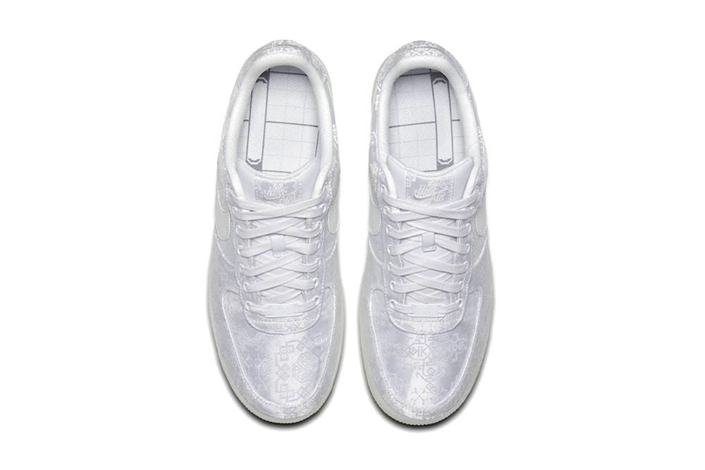 6327dc51446ed CLOT x Nike Air Force 1 Premium Official Look | HYPEBEAST