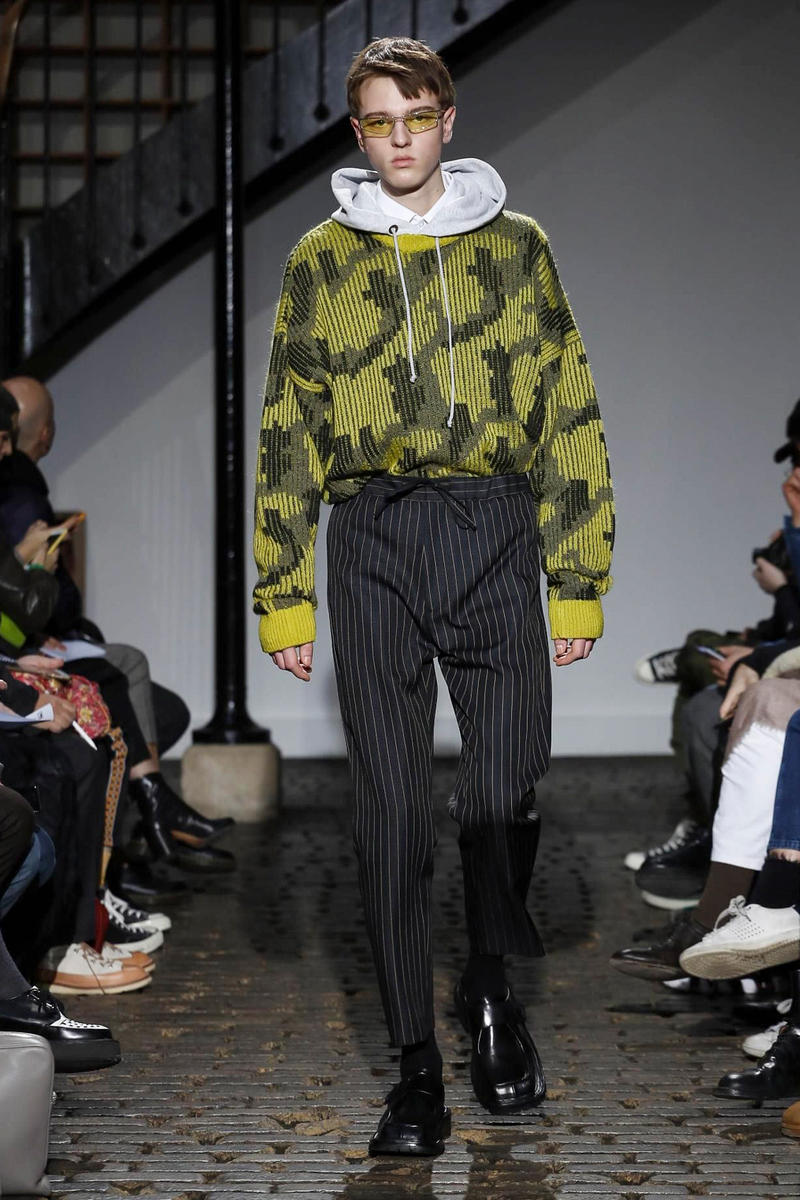 CMMN SWDN 2018 Fall Winter Collection Paris Fashion Week Mens PFWM PFW Runways Shows