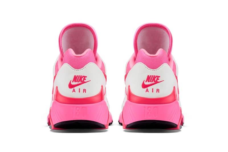 COMME Des GARÇONS HOMME Plus Nike Air Max 180 Closer Look