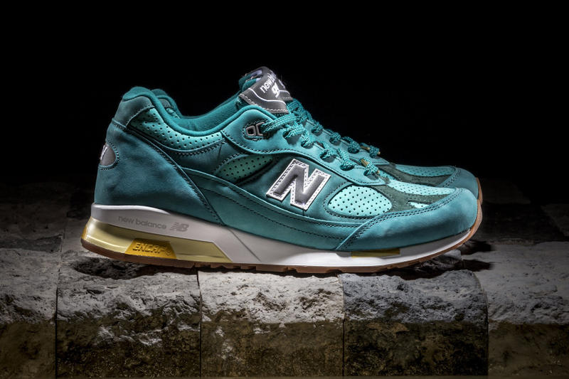 Concepts New Balance Made in UK 991 5 Lake Havasu Collaboration 2018 January 19 Release Date Info Sneakers Shoes Footwear