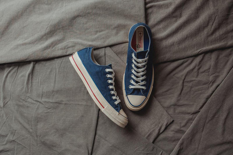Converse Chuck Taylor All Star 70s Vintage Collection Hi-top low-top