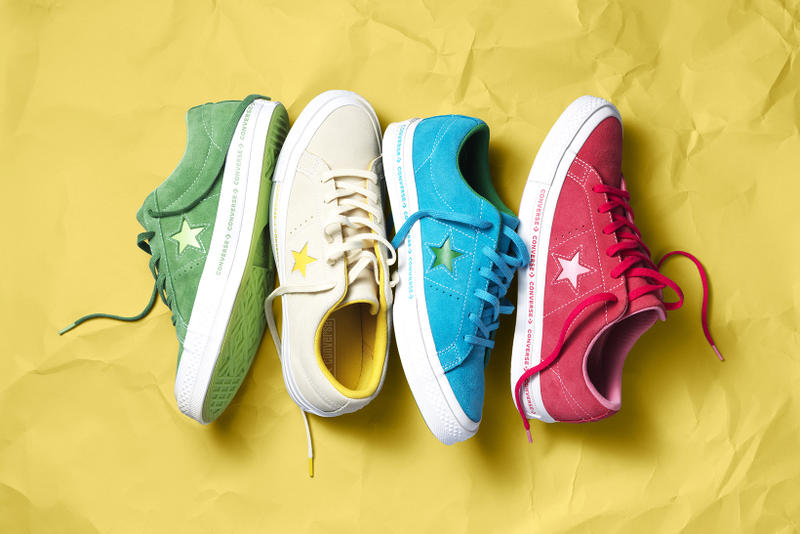 Converse Spring 2018 One Star Colorways Releases February 1 Release Date Info Sneakers Shoes Footwear Hairy Suede