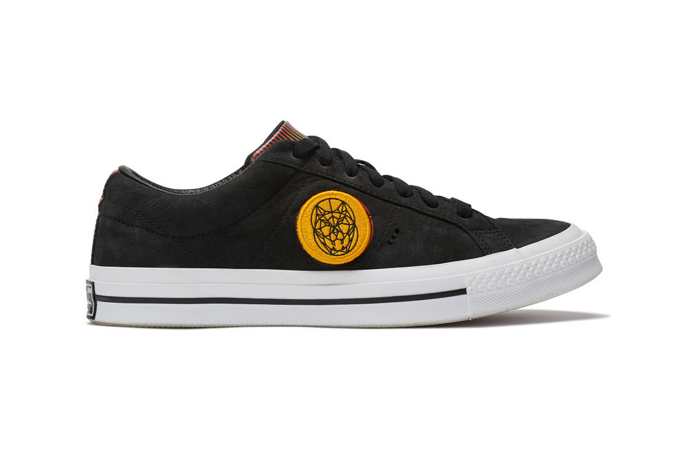 Converse Solar & Lunar Year of the Dog 2018  apparel chucks