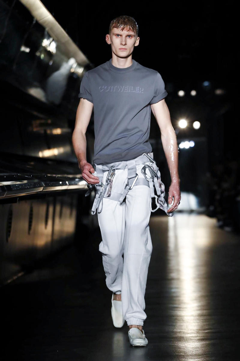 Cottweiler 2018 Fall Winter Collection Runway london fashion week london fashion week mens lfwm