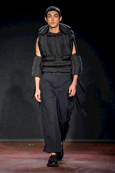 Craig Green 2018 Fall Winter Collection london fashion week mens london fashion week lfwm