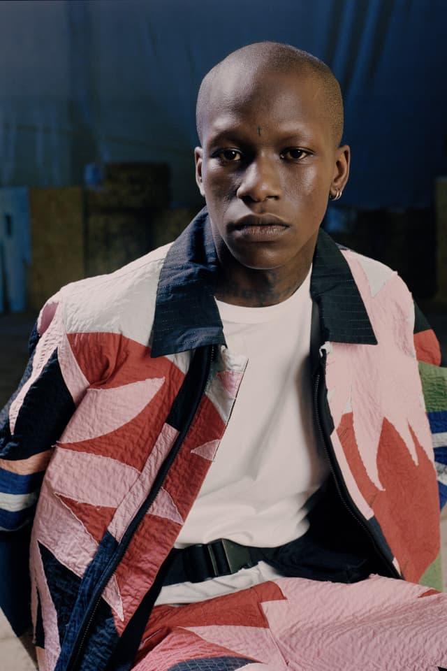 Craig Green Fall/Winter 2017 SSENSE Charlie Porter Alien Moncler London Fashion Week: Men's
