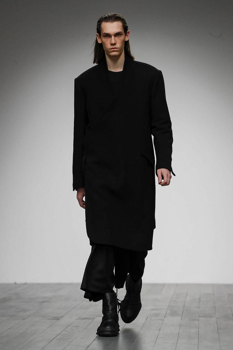 D.GNAK 2018 Fall/Winter Collection london fashion week london fashion week men's lfwm lfw:m london fashion week men's 2018 fall winter
