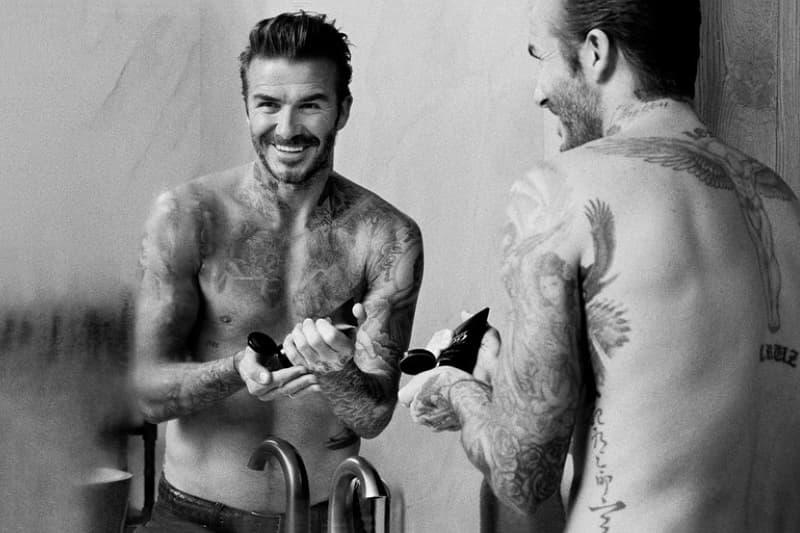 David Beckham LOreal House 99 Beauty Grooming Mens Shampoo Hair Skin Beard Care 2018 February