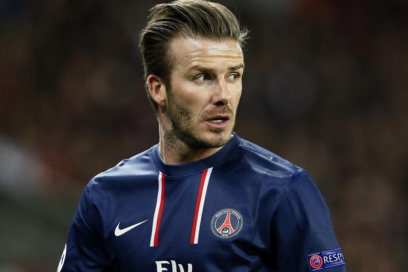 David Beckham Miami MLS Major League Soccer Franchise Team