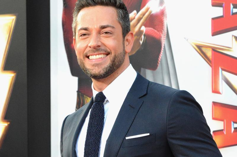 DC Shazam! Release Date Announcement Zachary Levi Movies Comics
