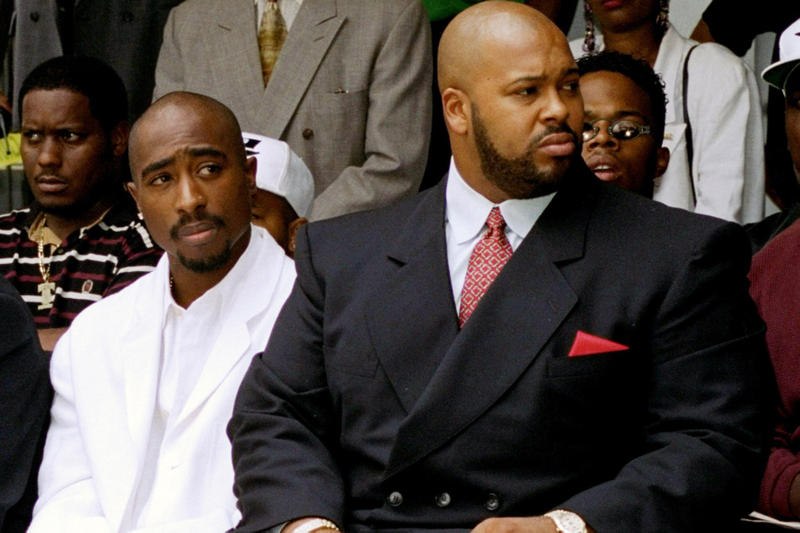 Death Row Chronicles Premiere BET 2018 February Tupac Shakur Suge Knight television