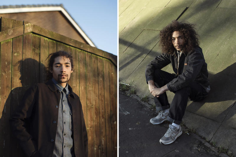 Dickies 1922 Lookbook Collection Workwear Percy Dean