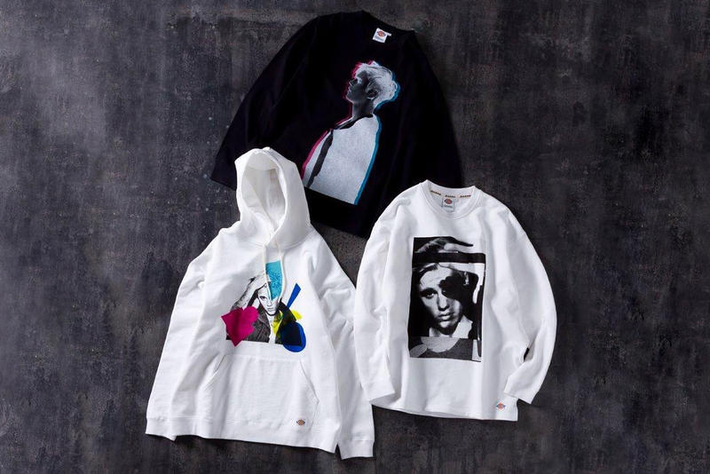 Dickies Japan Justin Bieber Collaboration Sweater Hoodie Tour Graphic