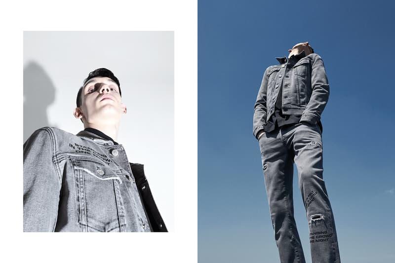 Dior Homme Spring Summer 2018 Denim Campaign