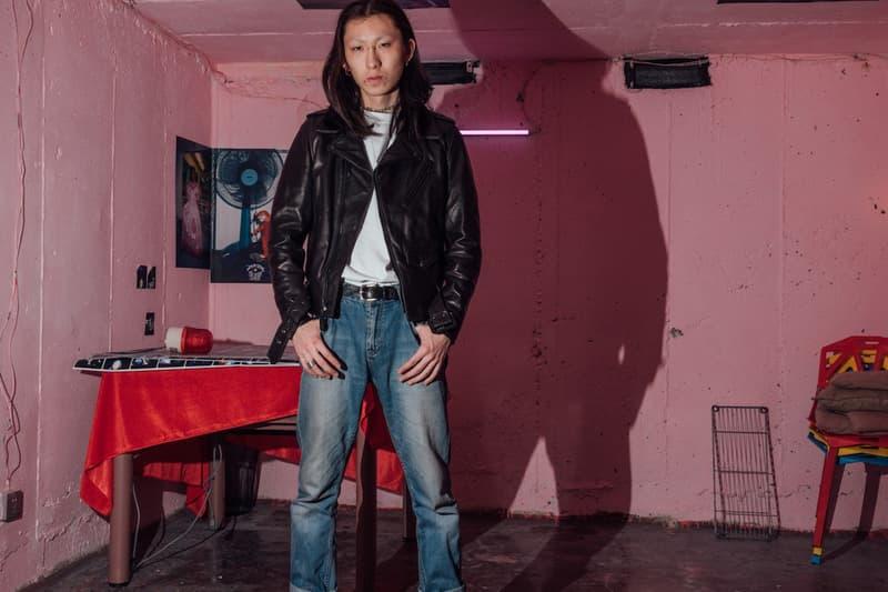 Schott DOE One Star Leather Motorcycle Jacket Exclusive Release