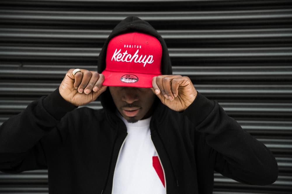 Doritos Canada Ketchup chips Clothing collection streetwear