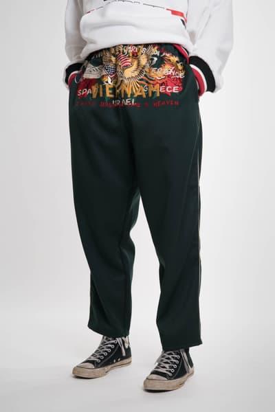Doublet 2018 Spring Summer Jacket Hoodie Sweater T-Shirt Shirt Pant Belt Socks Clutch Tote
