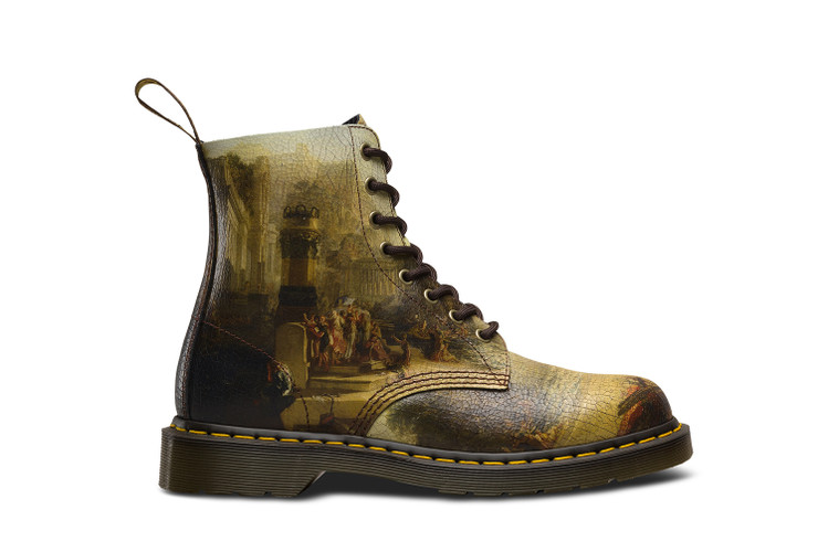1c562d55ebd Dr. Martens   Tate Britain Release JMW Turner Collection for Spring Summer  2018