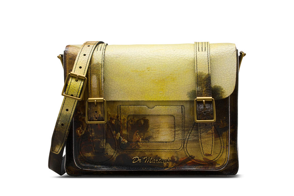 Dr. Martens JMW Turner Tate Britain Collection Boots Purchase Satchel Backpack T-shirt