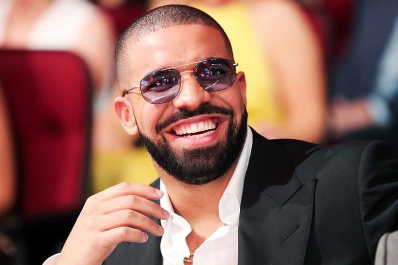 Drake First Press kit music