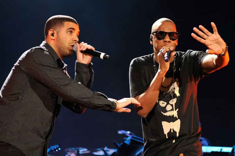 Drake Rapper Billboard Hot 100 Top 10s Record JAY-Z
