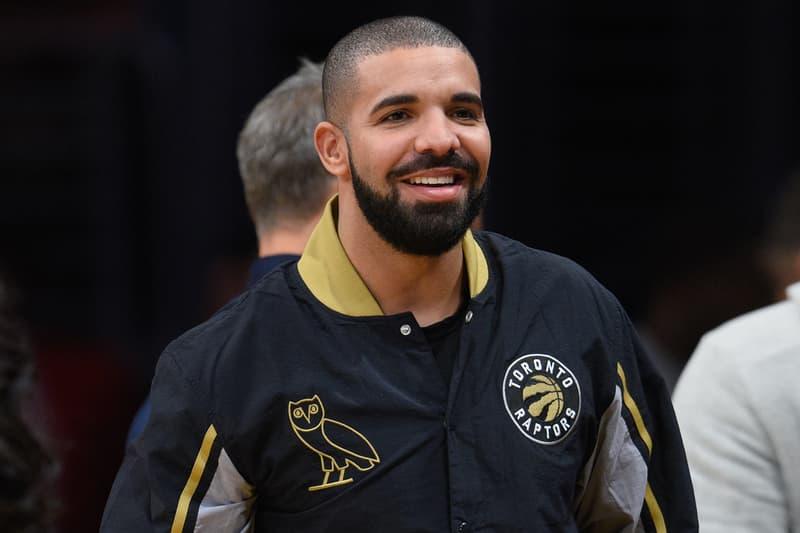 Drake The Toronto Raptors Basketball Welcome Toronto NBA OVO October's Very Own