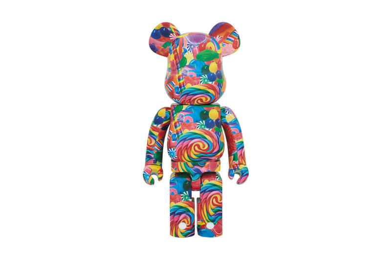 Dylans Candy Bar Medicom Toy BEARBRICK Collaboration 100 400 1000 Percent 2018 January 10 Release Date Info