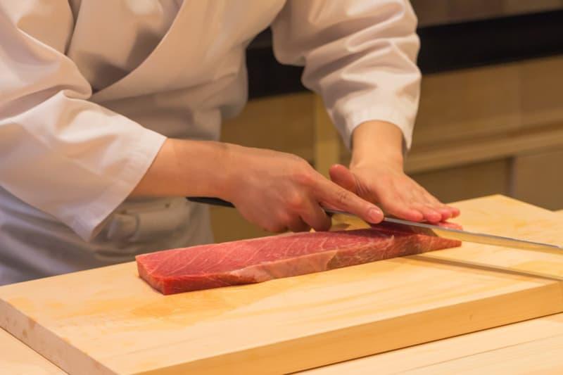 Sushi Tuna Tsukiji Ginza Onodera price omakase