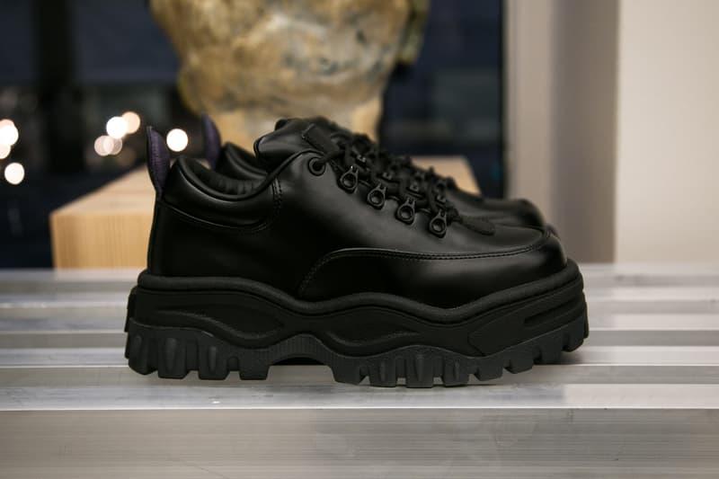 eytys chunky shoes Balenciaga Sweden stockholm denim los angeles L.A. our legacy