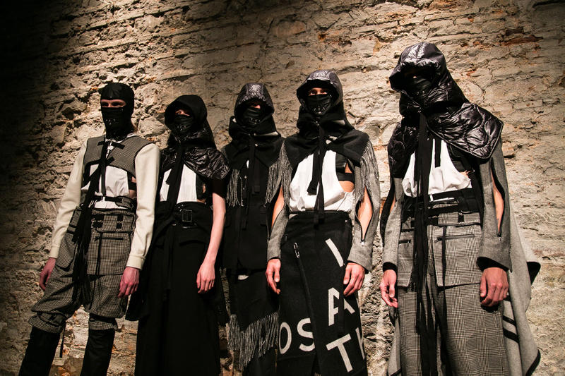 Image result for Fall/Winter 2020 Fashion Trends- doom apocalypse,