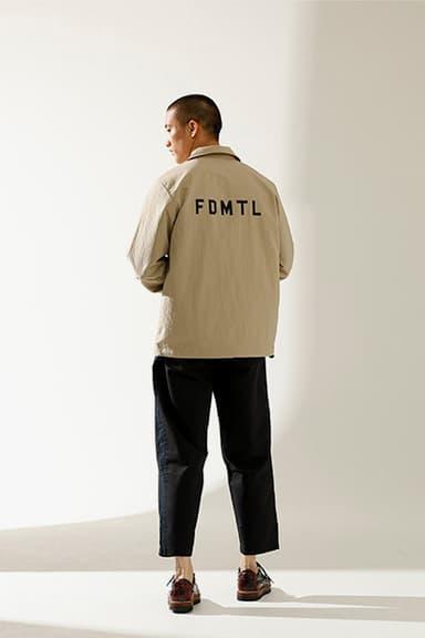 FDMTL Spring Summer 2018 Collection Lookbook