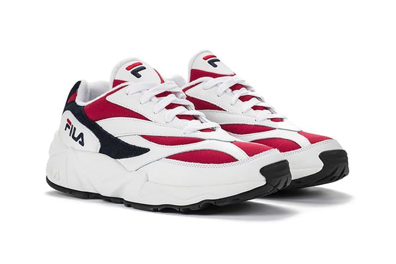 4b104b30c7fb FILA Venom Black Red White