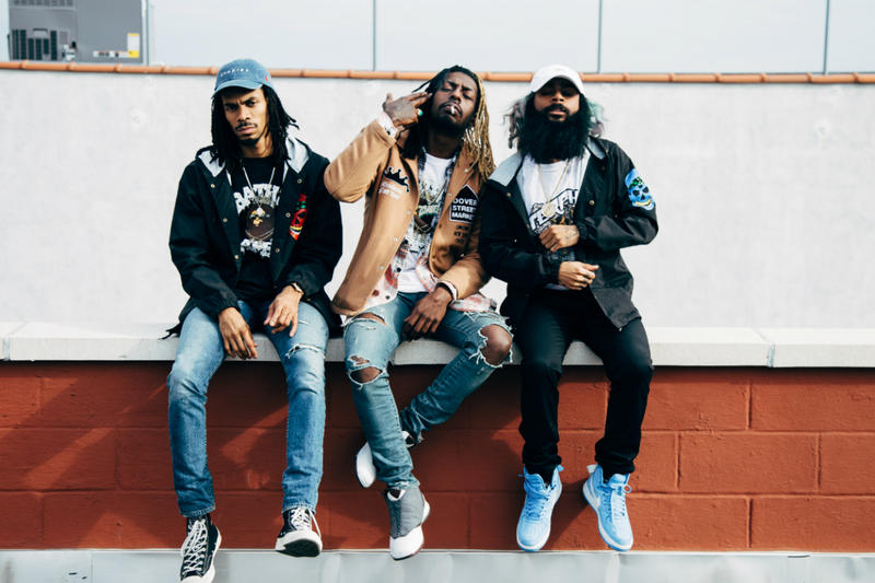 Flatbush Zombies Announce Vacation In Hell Album HYPEBEAST