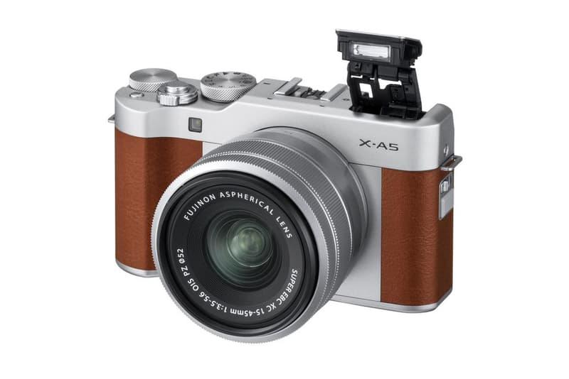 Fujifilm X A5 Mirrorless Camera