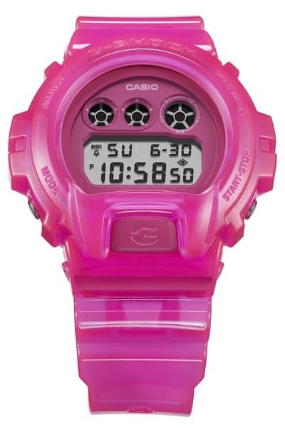 NIGO G-SHOCK 35th Anniversary Watch Yellow Pink Kikuo Ibe DW-6935-4 DW-5635-9