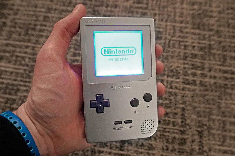 Hyperkin Ultra Game Boy Console Summer 2018
