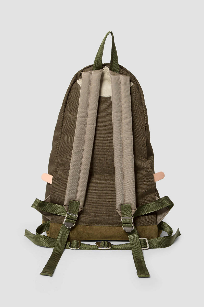 Garbstore Sanpack Collection Spring Summer 2018 backpack rucksack walkabout