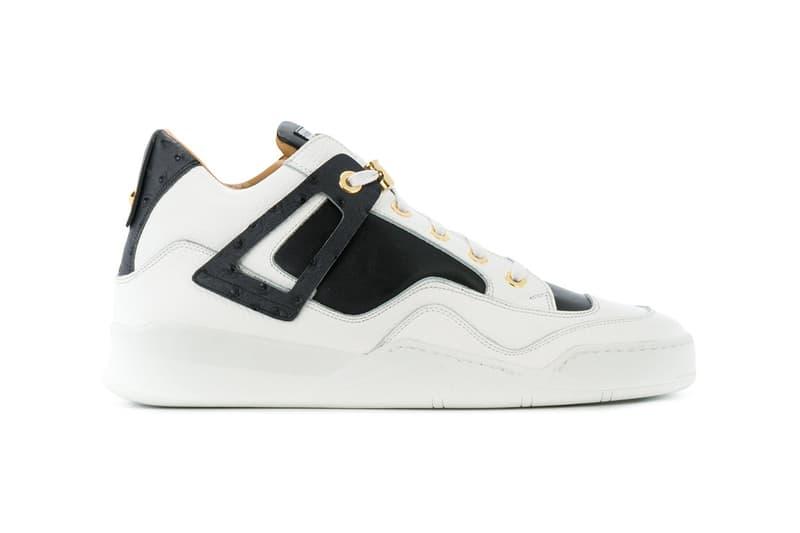 Giuliano Galiano Air Jordan 4 Power Sneaker Rip off Copy Italy Farfetch Design