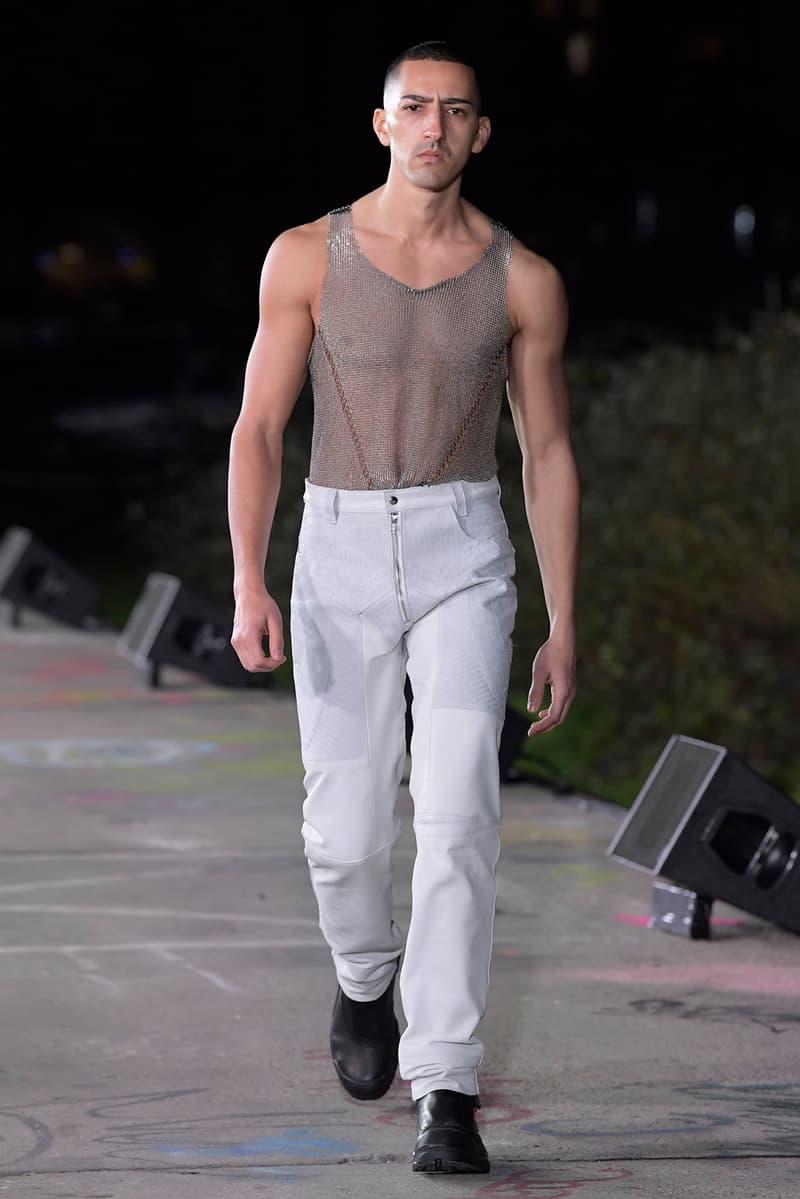 GmbH 2018 Fall Winter Collection Paris Fashion Week Men's