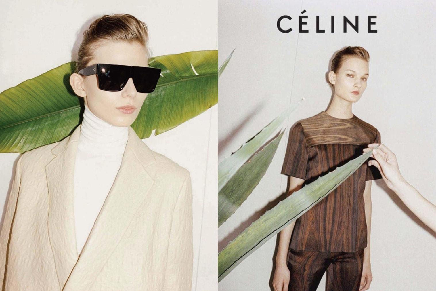 Hedi Slimane Celine Saint Laurent Op-Ed