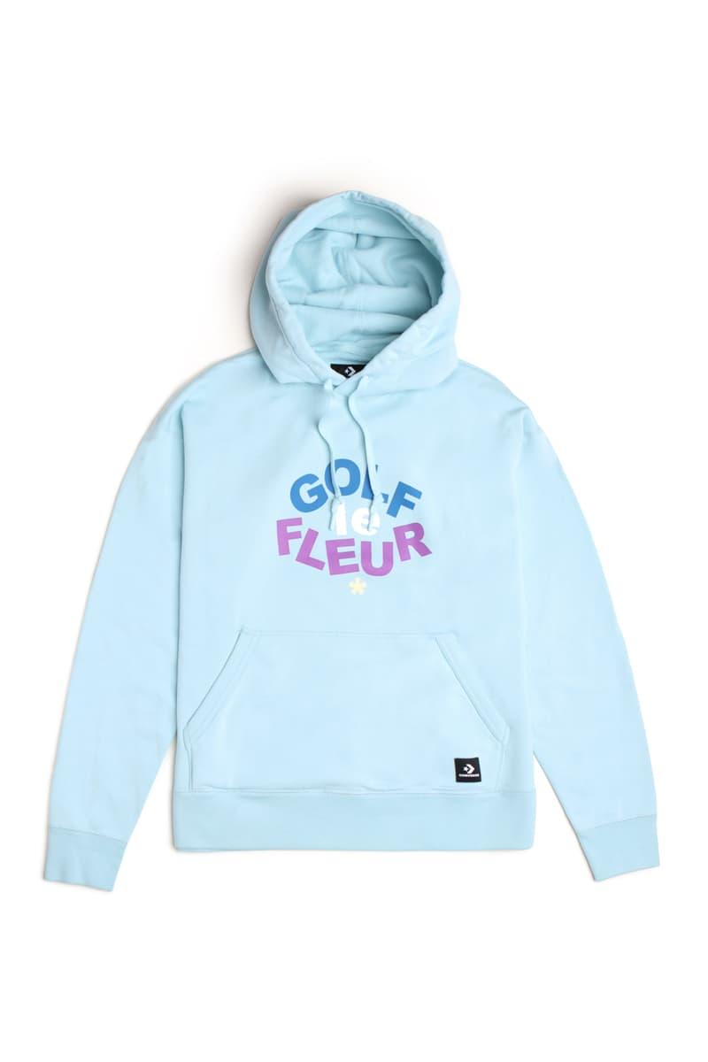 395d927b3aee GOLF Le FLEUR x Converse Apparel Collection
