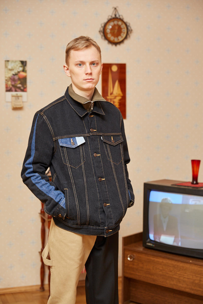 Gosha Rubchinskiy Fall/Winter 2018 Livestream Comme des Garçons Milan Fashion Weeek Mens Menswear Street Culture Burberry Russia Moscow