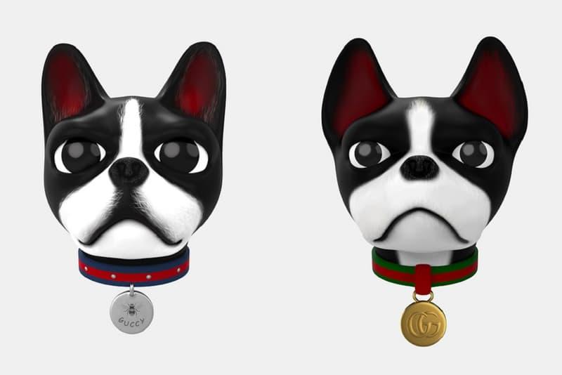 Gucci Custom Dog Animoji App Bosco Orso Unskilled Worker